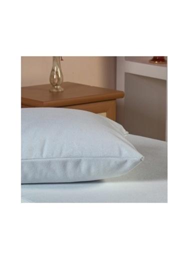 Decovilla Pamuklu Fermuarlı Yastık Alezi 50X70 Sıvı Geçirmez (2 Adet) Renkli